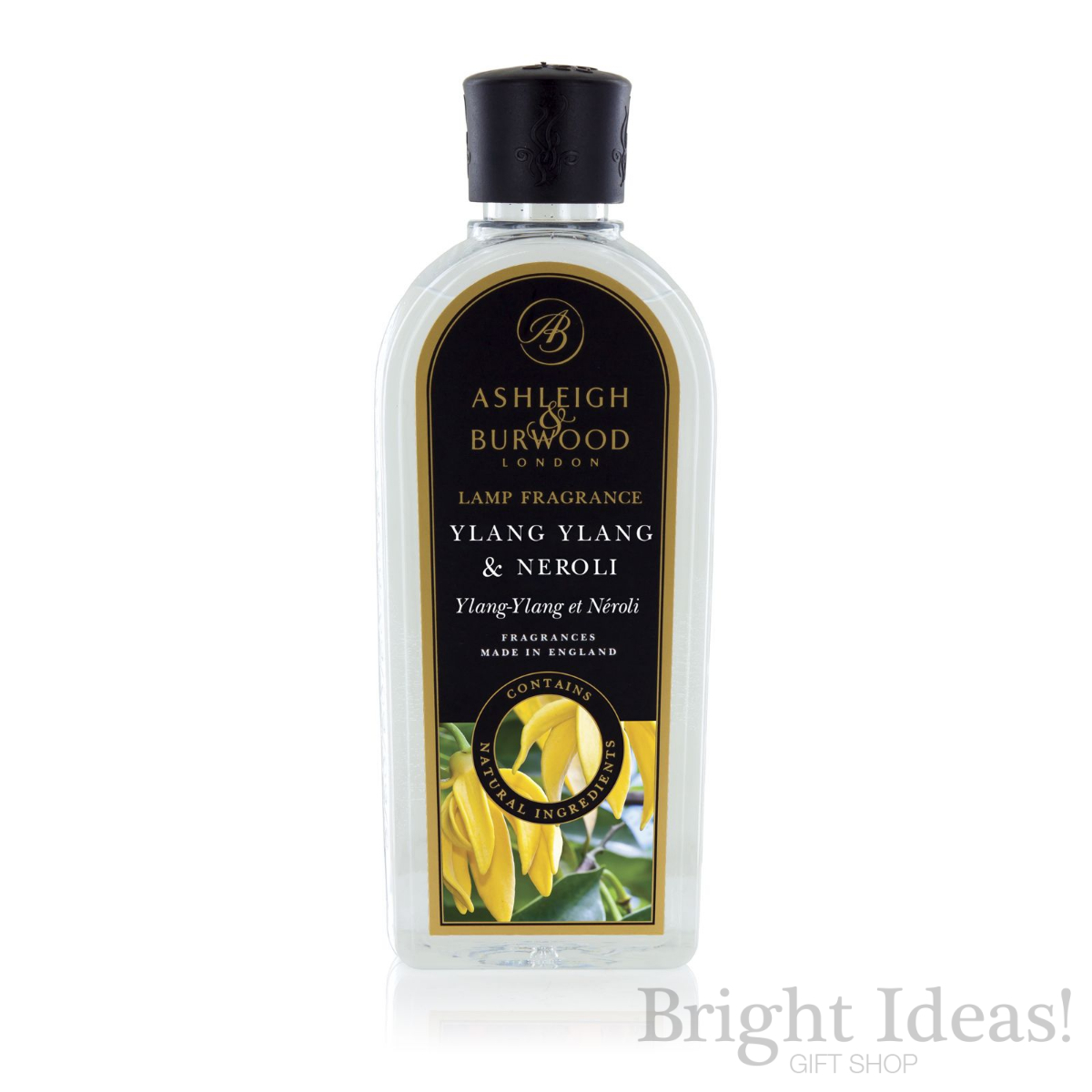 Ylang Ylang Amp Neroli Fragrance Lamp Oil 500ml By Ashleigh