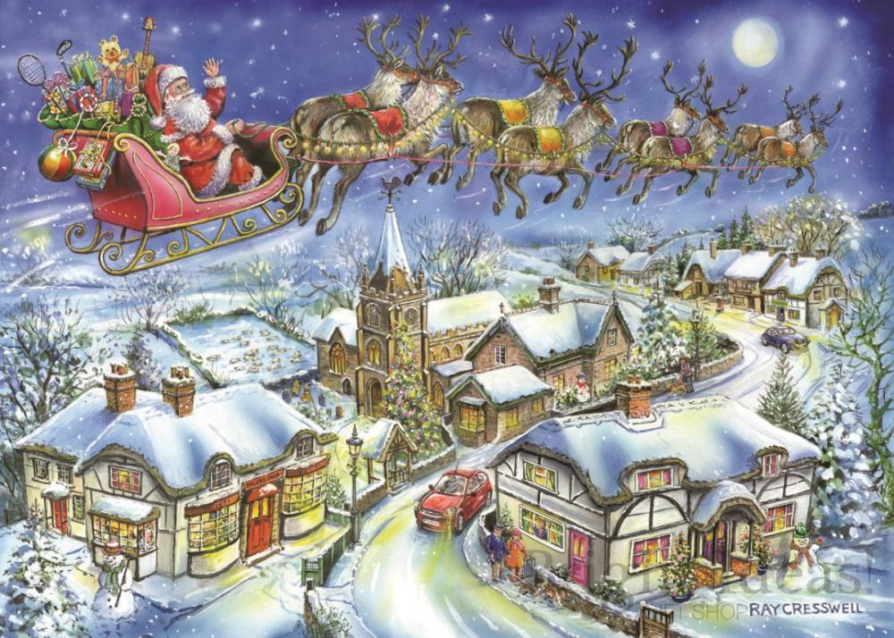 Christmas Collectors Edition No.13 1000