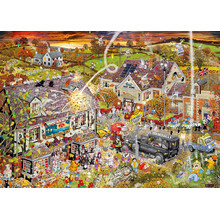 Gibsons G7084 I Love Autumn Jigsaw