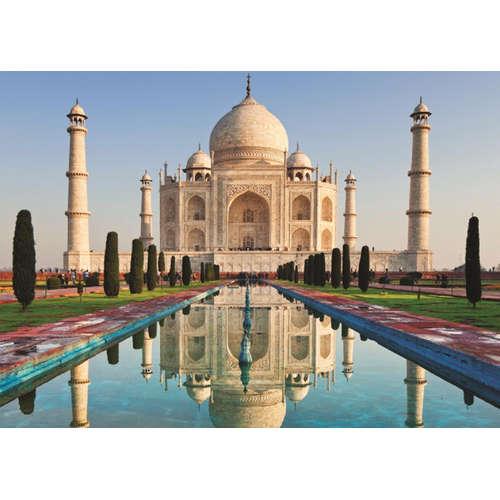18545 taj mahal india jigsaw puzzle jumbo