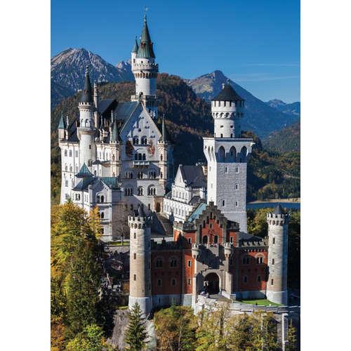 18558 neuschwanstein germany jigsaw puzzle jumbo p