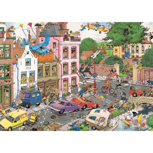 19069 friday 13th jan van haasteren jigsaw puzzle