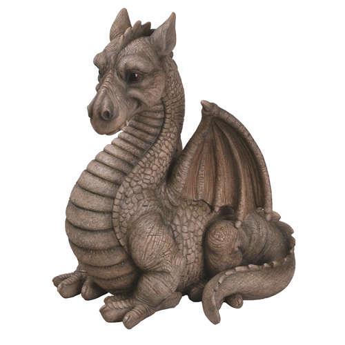 BG-DGGN-D winged grey dragon vivid arts real life