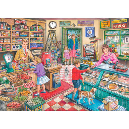 Find the Difference General Store House of Puzzles