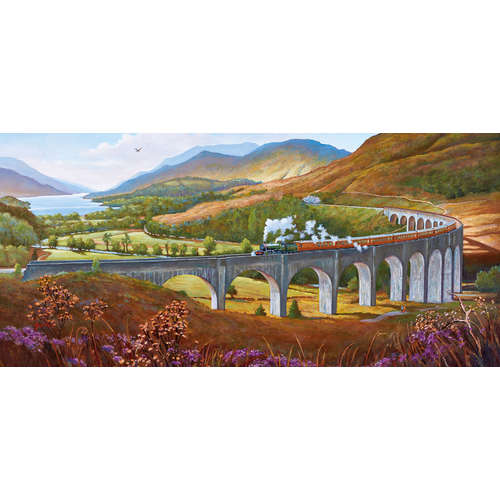 G4037 Glenfinnan Viaduct Harry Potter Gibsons Jigs