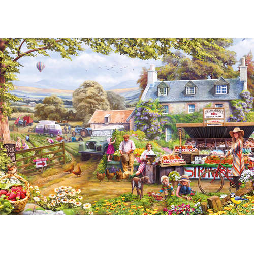 G8010 Pick Your Own 2000 Gibsons Jigsaw Puzzle
