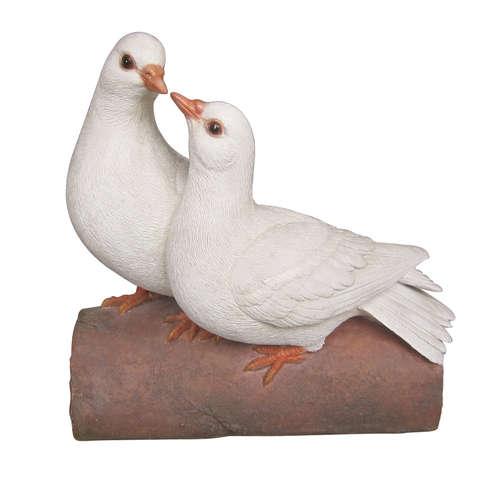 NF-DOVE-D pair doves vivid arts real life love