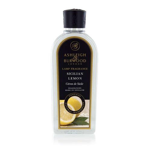 PFL1021 sicilian lemon fragrance lamp oil ashleigh