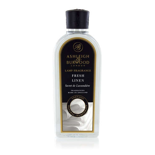PFL929 fresh linen fragrance lamp oil ashleigh bu