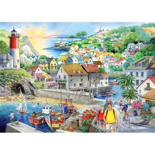 Safe Haven house of puzzle jigsaw puzzle