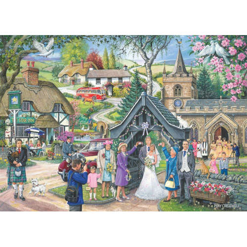 Wedding Day House Of Puzzles Find Difference Jigsa