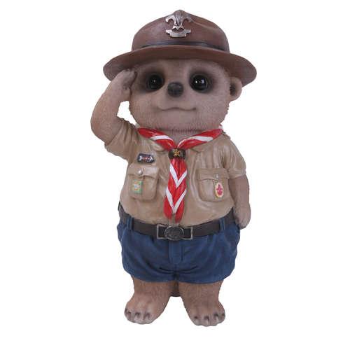 XMK-2307-D Boy Scout Meerkat Vivid arts real life