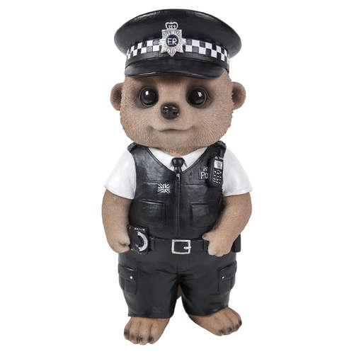 XMK-2326-D Policeman Meerkat Vivid Arts Pet Pals