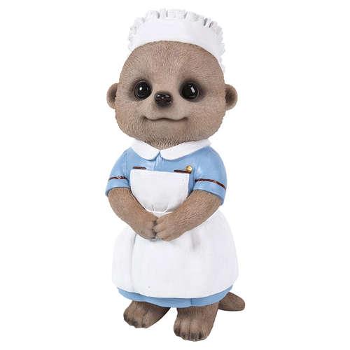 XMK-2328-D nurse meerkat baby pet pals vivid arts