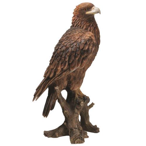 XRL-GDEG-B GOLDEN EAGLE VIVID ARTS REAL LIFE BIRD