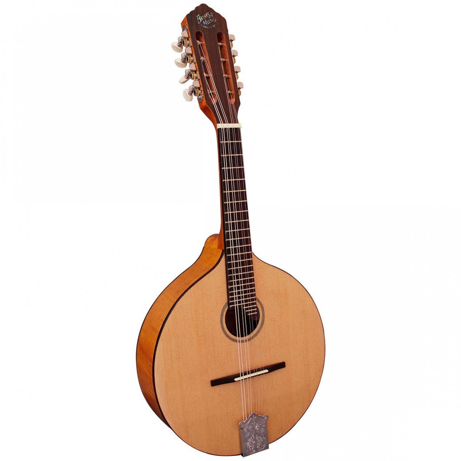 Barnes & Mullins The Abbott A-Style Mandolin by Barnes ...