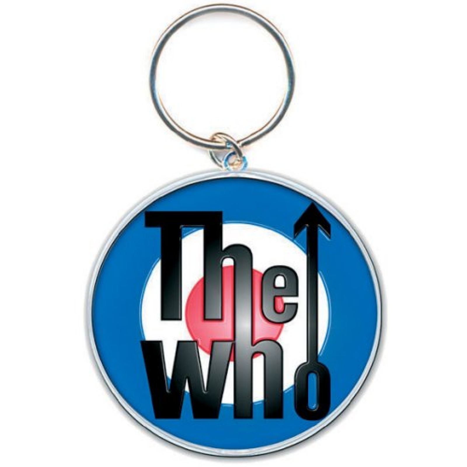 The Who Target Keyring by Keyrings (THEWHO1)