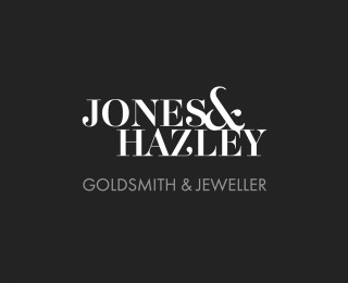 Jones & Hazley Goldsmith & Jeweller - Logo design