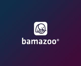 bamazoo® logo design