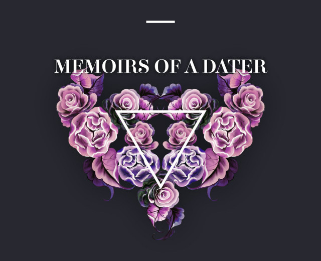 Memoirs of a dater - Logo design